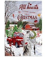 All hearts come home for Christmas 11x17 Poster front