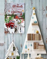 All hearts come home for Christmas 11x17 Poster lifestyle-holiday-poster-2