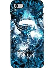 Icy Dragon Phone Case i-phone-8-case