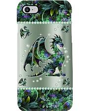 Dragon Metal Pattern Print  Phone Case i-phone-7-case