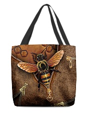 Let it bee All-over Tote front