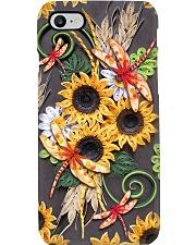 My Sunshine Quilling Pattern Print  Phone Case i-phone-8-case