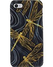 Dragonfly - Printed phone case Phone Case i-phone-8-case