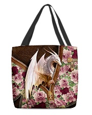 Lovely dragon All-over Tote front