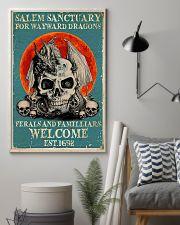 Salem sanctuary 11x17 Poster lifestyle-poster-1