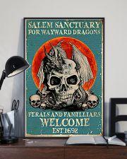 Salem sanctuary 11x17 Poster lifestyle-poster-2