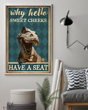 Sweet cheeks have a seat  11x17 Poster lifestyle-poster-1