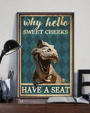 Sweet cheeks have a seat  11x17 Poster lifestyle-poster-2