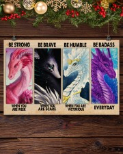 Be Strong 17x11 Poster aos-poster-landscape-17x11-lifestyle-27