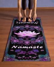 Namaste Yoga Mat 24x70 (vertical) aos-yoga-mat-lifestyle-26