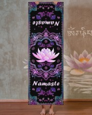 Namaste Yoga Mat 24x70 (vertical) aos-yoga-mat-lifestyle-29