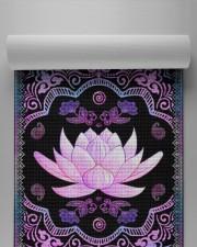 Namaste Yoga Mat 24x70 (vertical) aos-yoga-mat-lifestyle-32