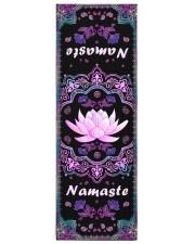 Namaste Yoga Mat 24x70 (vertical) front
