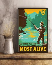 Go where you feel most alive 11x17 Poster lifestyle-poster-3
