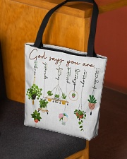 God says you are All-over Tote aos-all-over-tote-lifestyle-front-02