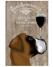 Dog Au Vin 11x17 Poster front