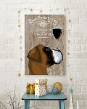 Dog Au Vin 11x17 Poster lifestyle-holiday-poster-3