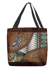 Native American All-over Tote back