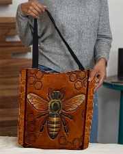 Bee bag All-over Tote aos-all-over-tote-lifestyle-front-10