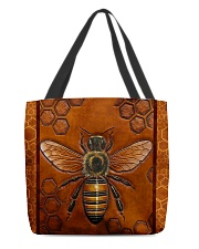 Bee bag All-over Tote front