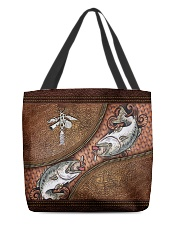 Love fishing All-over Tote back
