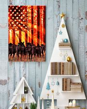 Cow sunshine Independence Day 11x17 Poster lifestyle-holiday-poster-2