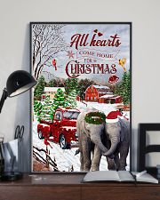 All hearts come home for Christmas  11x17 Poster lifestyle-poster-2