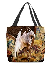 Lovely dragon All-over Tote back
