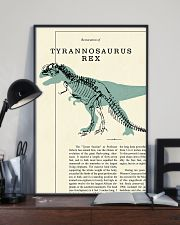 Restoration of tyrannosaurus rex 11x17 Poster lifestyle-poster-2