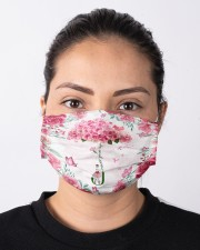 Never give up Cloth Face Mask - 3 Pack aos-face-mask-lifestyle-01
