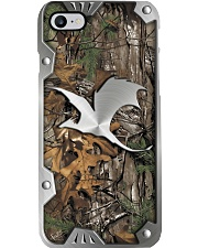 Dragon metal printed phone case Phone Case i-phone-8-case