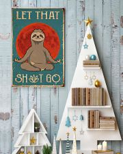 Let that sh go 11x17 Poster lifestyle-holiday-poster-2