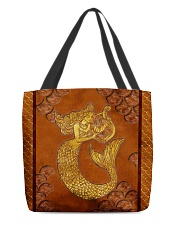 Mermaid bag All-over Tote front