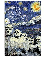 45th starry night 11x17 Poster front