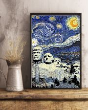 45th starry night 11x17 Poster lifestyle-poster-3
