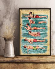 The swimmer French 11x17 Poster lifestyle-poster-3