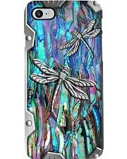 Dragonfly addiction metal print pattern Phone Case i-phone-8-case