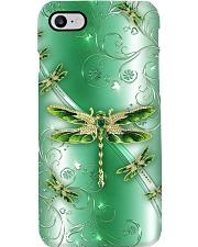 Beautiful dragonflies Phone Case i-phone-8-case
