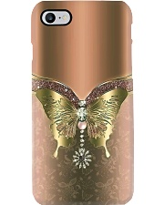 Butterfly Metal pattern print Phone Case i-phone-8-case