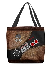 Gamer's life All-over Tote front