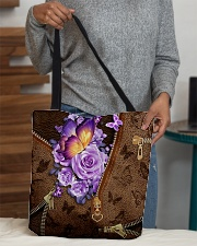 Beautiful butterfly All-over Tote aos-all-over-tote-lifestyle-front-10
