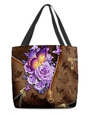 Beautiful butterfly All-over Tote front