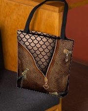 Mermaid scale All-over Tote aos-all-over-tote-lifestyle-front-02