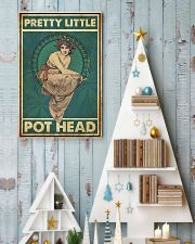 Pretty little pot head 11x17 Poster lifestyle-holiday-poster-2