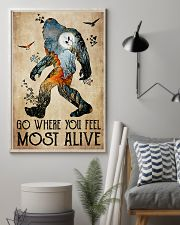 Bigfoot Poster Doc 11x17 Poster lifestyle-poster-1
