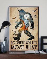 Bigfoot Poster Doc 11x17 Poster lifestyle-poster-2
