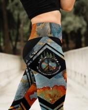 And Into The Forest I Go High Waist Leggings aos-high-waist-leggings-lifestyle-11
