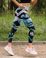 Dragon High Waist Leggings aos-high-waist-leggings-lifestyle-15