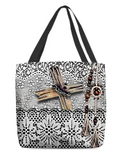 Love God All-over Tote back
