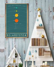 Solar system space 11x17 Poster lifestyle-holiday-poster-2
